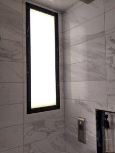 Primary Shower LED Light Panel