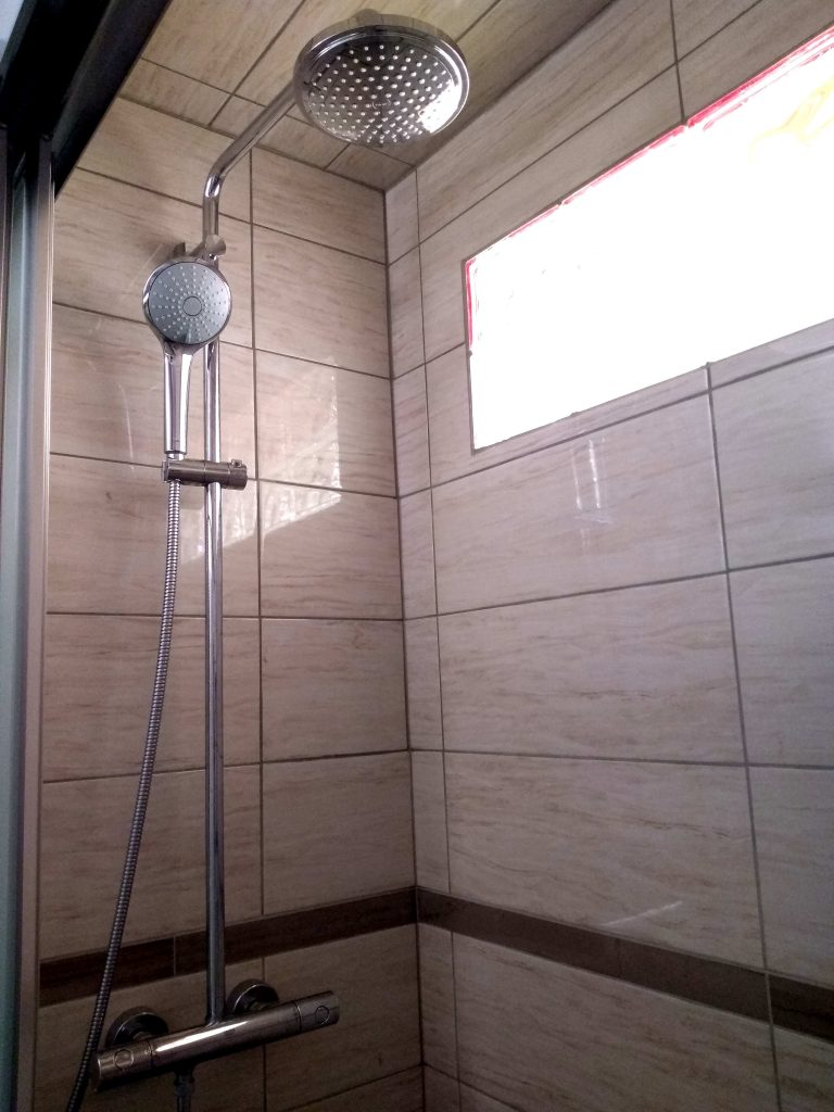 Shower Heads and Controller