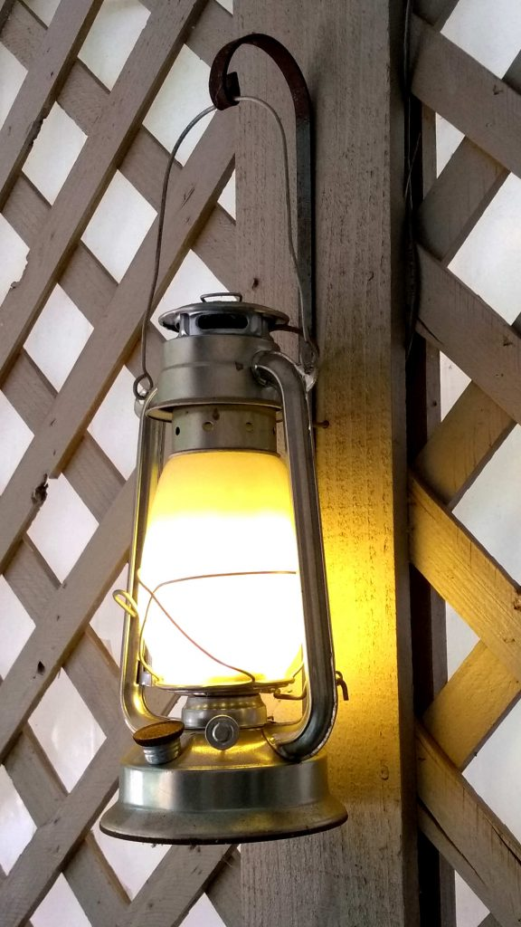 LED oil lamps