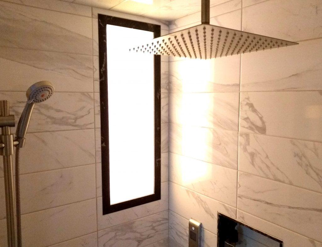 LED Light Panel with Granite Frame